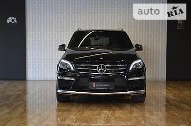 Mercedes-Benz ML 63 AMG 2014 в Киеве