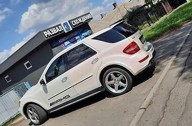 Внедорожник / Кроссовер Mercedes-Benz ML 63 AMG 2008 в Запорожье