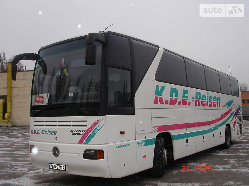 Mercedes-Benz O 350 (Tourismo) 1999 в Киеве