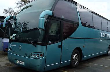 Туристический / Междугородний автобус Mercedes-Benz O 404 1996 в Павлограде