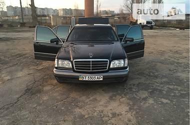 Mercedes-Benz S 140 1998 в Херсоне