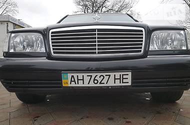 Mercedes-Benz S 140 1991