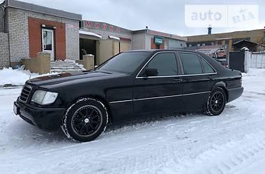 Mercedes-Benz S 140  1993