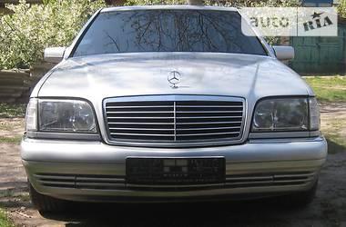 Mercedes-Benz S 140 1998 в Киеве