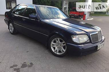 Mercedes-Benz S 140 1996 в Виннице