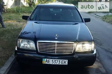 Mercedes-Benz S 140 1994 в Днепре