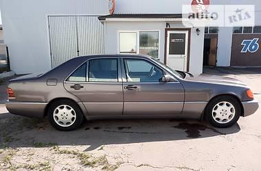 Mercedes-Benz S 140 1992 в Чернигове