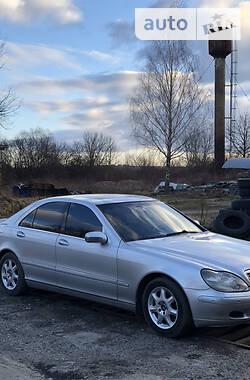 Mercedes-Benz S 280 2002 в Коломиї