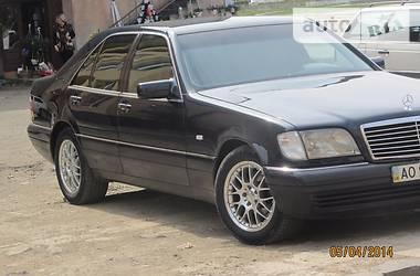 Mercedes-Benz S 300 1998 в Ужгороде