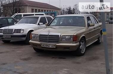 Mercedes-Benz S 300 1986 в Киеве