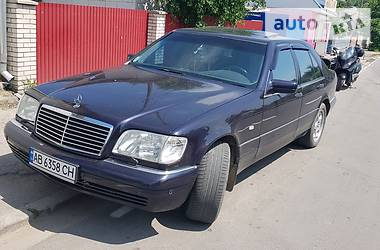 Mercedes-Benz S 300 1998 в Могилев-Подольске