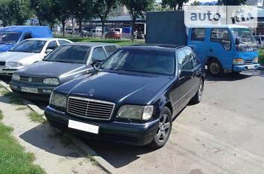 Mercedes-Benz S 300 1997 в Львове