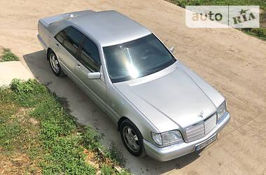 Mercedes-Benz S 300 1997 в Одессе