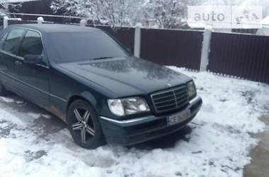 Mercedes-Benz S 300 1998 в Черновцах