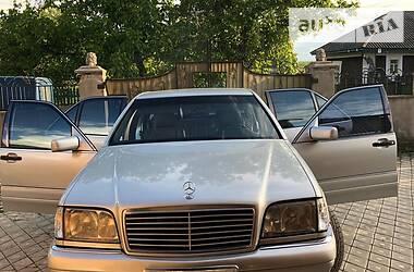 Mercedes-Benz S 300 1996 в Черновцах