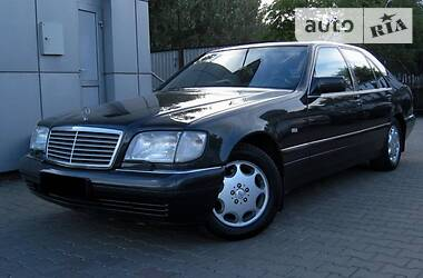 Mercedes-Benz S 300 1994 в Одессе