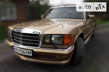 Mercedes-Benz S 300 1982 в Виннице