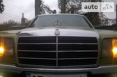 Mercedes-Benz S 300 1987 в Никополе