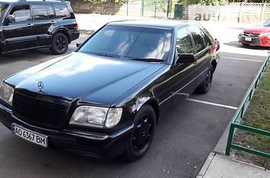 Mercedes-Benz S 320 1993 в Ужгороде