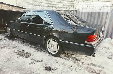 Mercedes-Benz S 320 1993 в Харькове