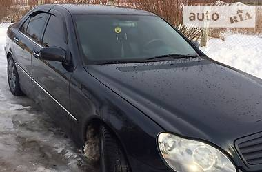 Mercedes-Benz S 320 2000 в Киеве
