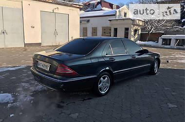 Mercedes-Benz S 320 2003 в Ивано-Франковске
