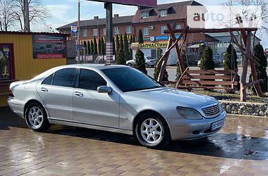 Mercedes-Benz S 320 1999 в Тернополе