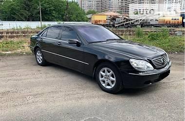 Mercedes-Benz S 320 2002 в Киеве