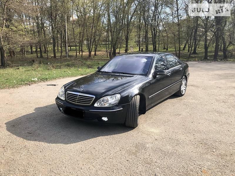 Mercedes-Benz S 320 2003 в Харькове