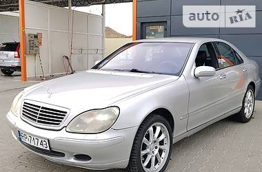Mercedes-Benz S 320 2001 в Одессе
