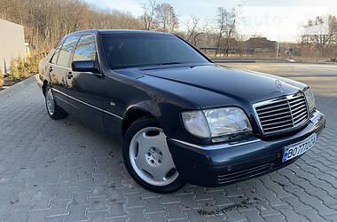 Mercedes-Benz S 320 1996 в Теребовле
