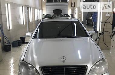 Mercedes-Benz S 320 2000 в Одессе