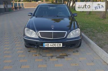 Седан Mercedes-Benz S 320 2000 в Виннице