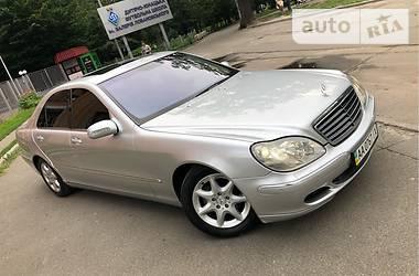 Mercedes-Benz S 350 2004 в Киеве