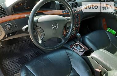 Mercedes-Benz S 400 2001 в Луцке