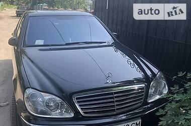Mercedes-Benz S 400 2003 в Радомышле