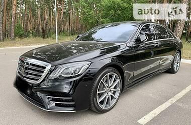 Mercedes-Benz S 400 2018 в Киеве
