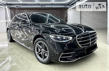 Mercedes-Benz S 400 2021 в Киеве