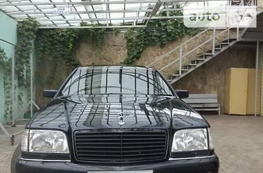 Mercedes-Benz S 420 1996 в Донецке