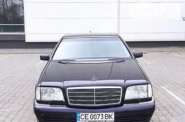 Mercedes-Benz S 420 1998 в Черновцах