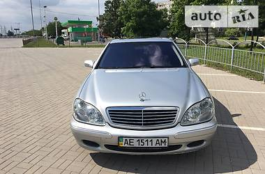 Mercedes-Benz S 430 2001