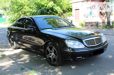 Mercedes-Benz S 430 2000 в Киеве