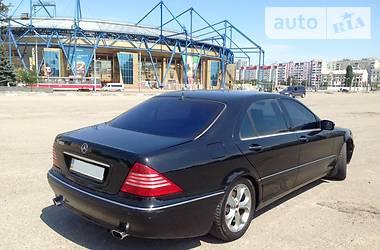 Mercedes-Benz S 430 2000 в Харькове