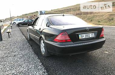 Mercedes-Benz S 430 2000 в Одессе