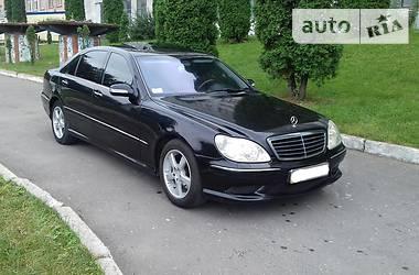 Mercedes-Benz S 430 2000 в Хмельницком