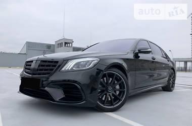 Mercedes-Benz S 450 2017 в Києві