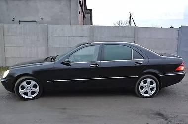 Mercedes-Benz S 500 1999 в Хмельницком