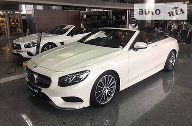Mercedes-Benz S 500 2017 в Киеве