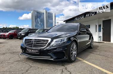 Mercedes-Benz S 500 2013 в Киеве