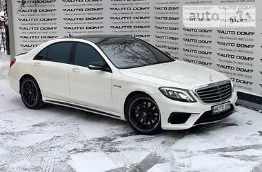 Mercedes-Benz S 500 2015 в Киеве